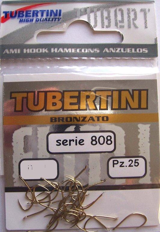 tubertini hooks series 808