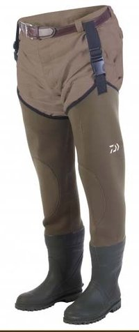 Daiwa Neoprene Thigh Waders