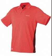Daiwa Polo Shirt - Red