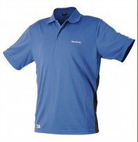 Daiwa Polo Shirt - Blue