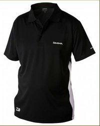 Daiwa Polo Shirt - Black