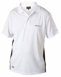 Daiwa Polo Shirt - White